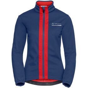 VAUDE Resca II Softshell Jacket Women sailor blue